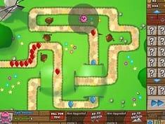Bloons Tower Defense Tower Defense Spiele Auf POMUde - Jetzt spielen minecraft tower defense