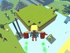 Kogama Minecraft Real Minecraft Spiele Auf POMUde - Minecraft spiele mit waffen