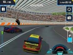 Y Racing Thunder Auto Spiele Auf POMUde - Y8 minecraft spielen