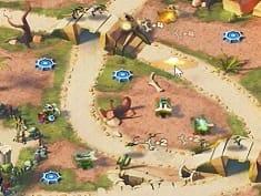 Day D Tower Rush Tower Defense Spiele Auf POMUde - Jetzt spielen minecraft tower defense