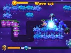 The Lost Planet Tower Defence Alien Spiele Auf POMUde - Jetzt spielen minecraft tower defense
