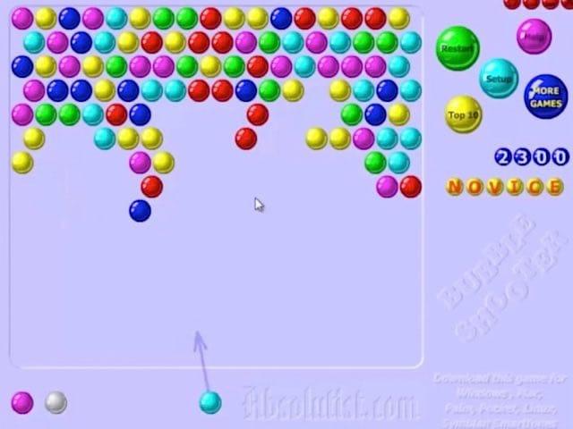 Kostenlos Spielen Bubble Shooter 3
