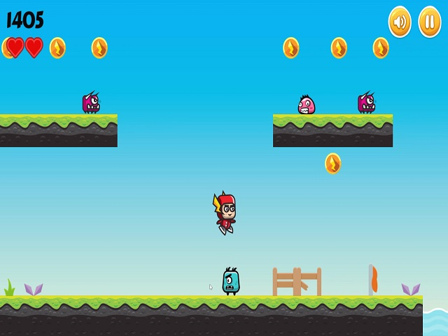 The Flash Spiele