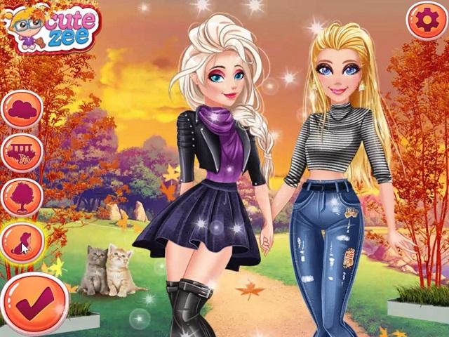 Elsa Spiele Online