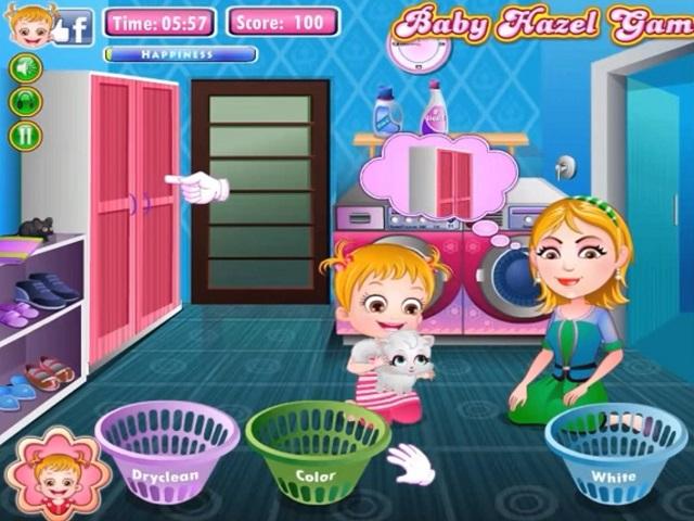 Baby Hazel Spiele